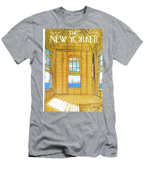 New Yorker July 2nd, 1979 Men's T-Shirt (Athletic Fit)