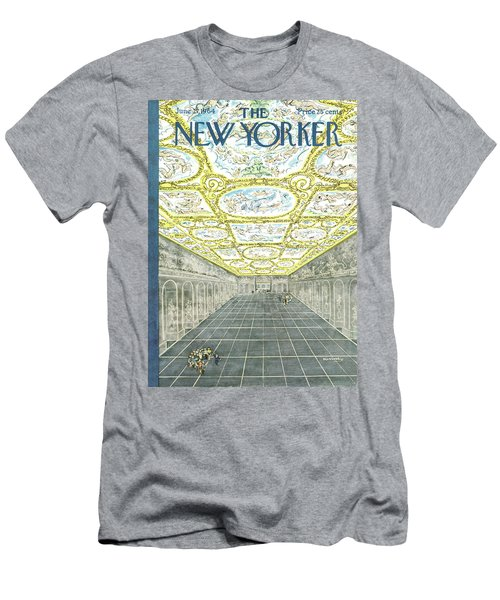 New Yorker June 27th, 1964 Men's T-Shirt (Athletic Fit)