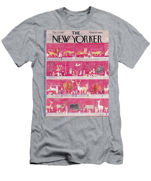 New Yorker May 20th, 1961 Men's T-Shirt (Athletic Fit)
