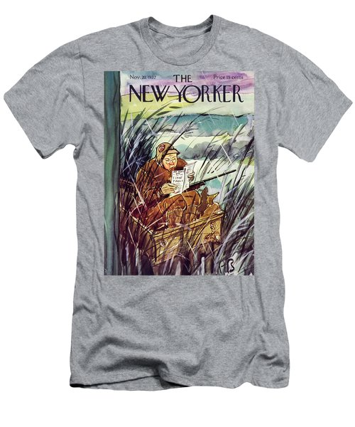 New Yorker November 20 1937 Men's T-Shirt (Athletic Fit)