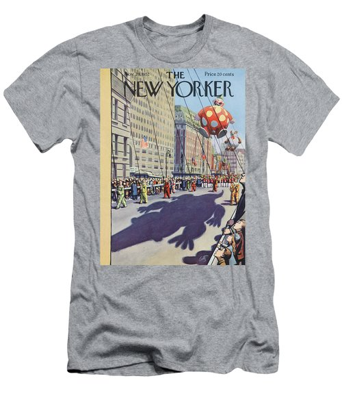 New Yorker November 29th, 1952 Men's T-Shirt (Athletic Fit)