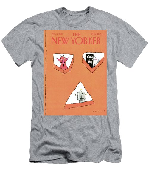 New Yorker November 2nd, 1981 Men's T-Shirt (Athletic Fit)