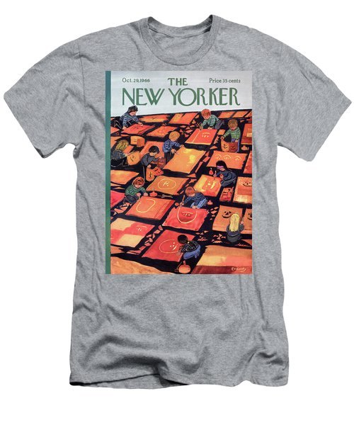 New Yorker October 29th, 1966 Men's T-Shirt (Athletic Fit)