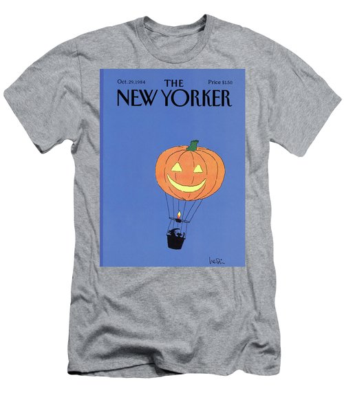 New Yorker October 29th, 1984 Men's T-Shirt (Athletic Fit)