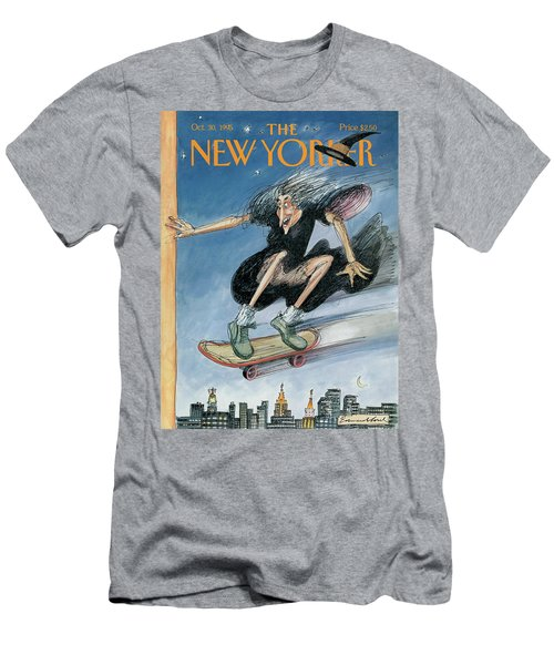 New Yorker October 30th, 1995 Men's T-Shirt (Athletic Fit)