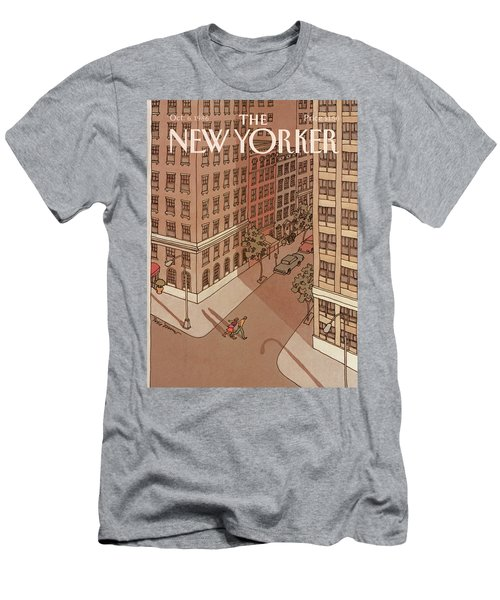New Yorker October 6th, 1986 Men's T-Shirt (Athletic Fit)