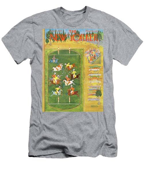 New Yorker September 21st, 1963 Men's T-Shirt (Athletic Fit)