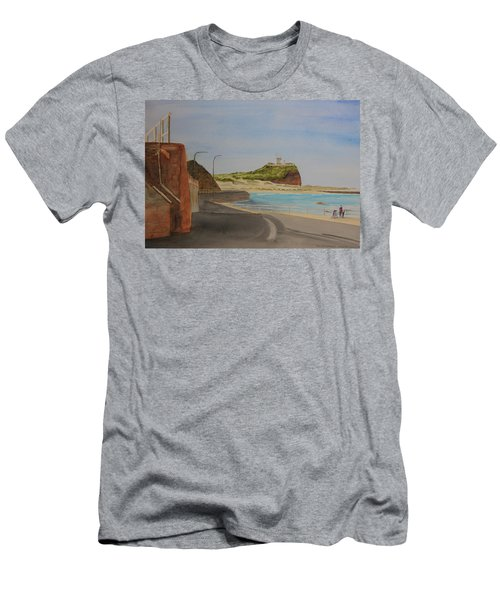 Newcastle Nsw Australia Men's T-Shirt (Athletic Fit)