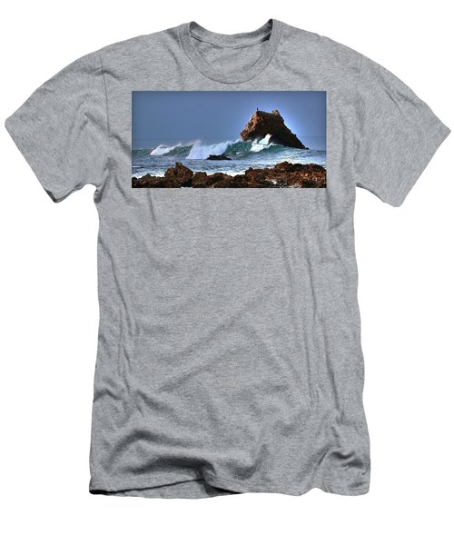 Newport Arch Men's T-Shirt (Athletic Fit)