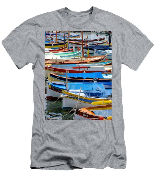 Nice Boats  Men's T-Shirt (Athletic Fit)