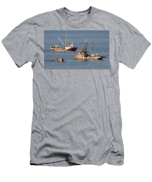 Night Train Men's T-Shirt (Athletic Fit)