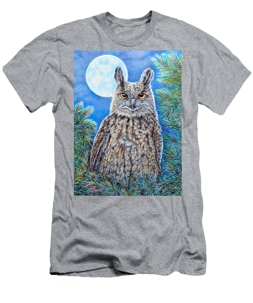 Night Watchman Men's T-Shirt (Athletic Fit)