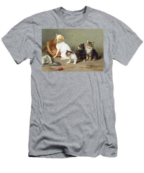 No Flies On Me Men's T-Shirt (Athletic Fit)