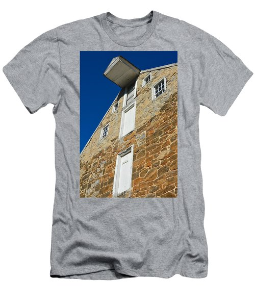 Nolt's Mill Skyward Men's T-Shirt (Athletic Fit)