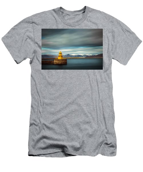Nordurgardi Men's T-Shirt (Athletic Fit)