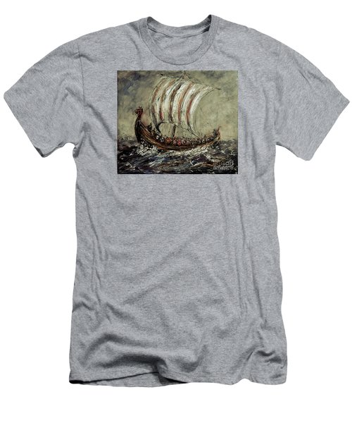 Norse Explorers Men's T-Shirt (Athletic Fit)
