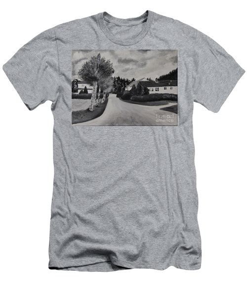 Norwegian Street Men's T-Shirt (Athletic Fit)
