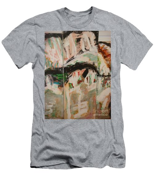 Nostalgies Of Venice Men's T-Shirt (Athletic Fit)