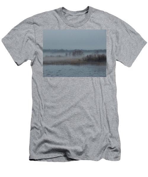 November Mist Men's T-Shirt (Athletic Fit)