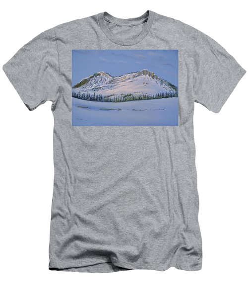Observation Peak Men's T-Shirt (Athletic Fit)