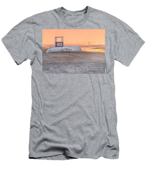 Ocean City Beach Patrol Men's T-Shirt (Athletic Fit)