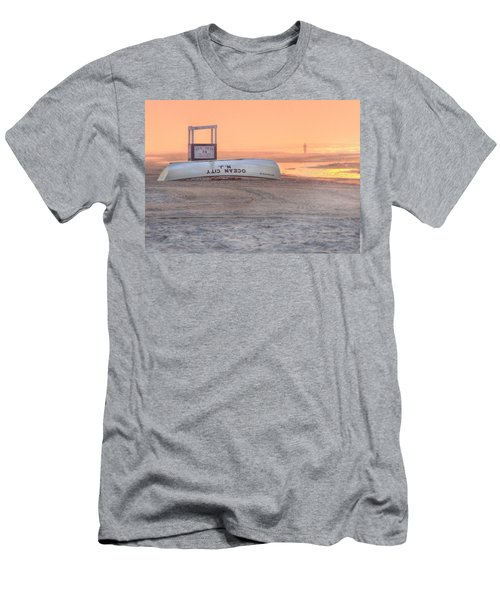 Ocean City Beach Patrol Men's T-Shirt (Athletic Fit)
