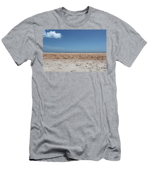 Ocean Horizon Men's T-Shirt (Athletic Fit)