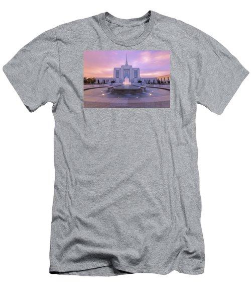 Ogden Temple I Men's T-Shirt (Athletic Fit)