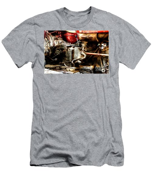 Old But Beautiful Men's T-Shirt (Athletic Fit)
