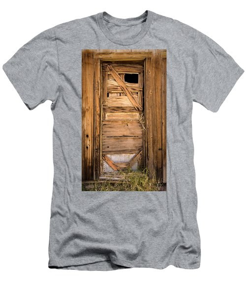 Old Door Men's T-Shirt (Athletic Fit)