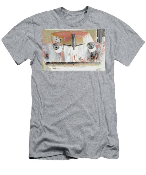 Old Ford Truck - Photopower Men's T-Shirt (Athletic Fit)