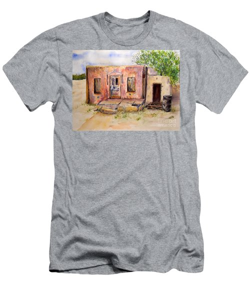 Old House In Clovis Nm Men's T-Shirt (Athletic Fit)