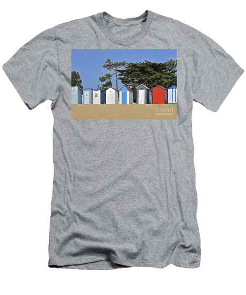 Men's T-Shirt (Slim Fit) featuring the photograph Oleron 6 by Arterra Picture Library