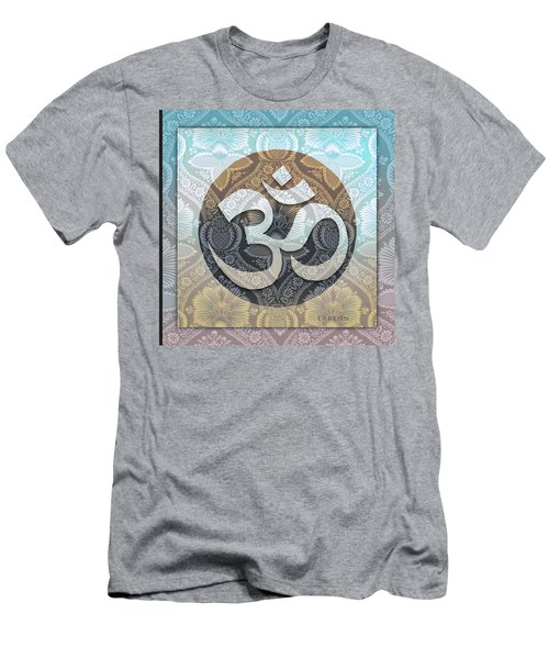 OM Men's T-Shirt (Athletic Fit)