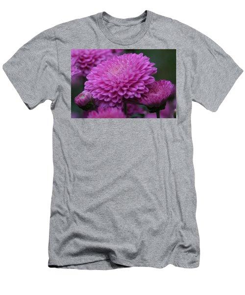 Omg Pink Men's T-Shirt (Athletic Fit)