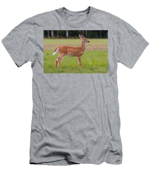 On Alert Men's T-Shirt (Athletic Fit)