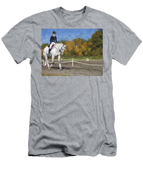 On The Left Men's T-Shirt (Athletic Fit)