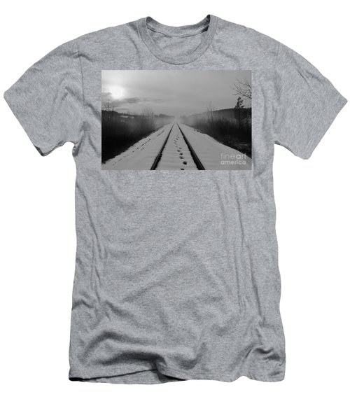 One Man's Journey Men's T-Shirt (Athletic Fit)