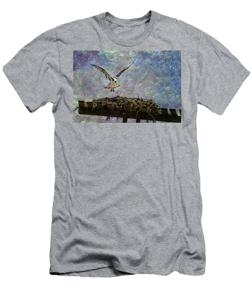 Osprey-coming Home Men's T-Shirt (Athletic Fit)