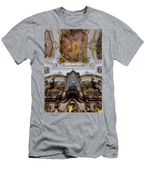 Ottobeuren Ornaments Men's T-Shirt (Athletic Fit)
