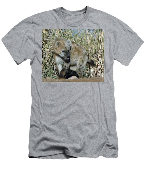 Out Of Africa  Hyena 2 Men's T-Shirt (Athletic Fit)