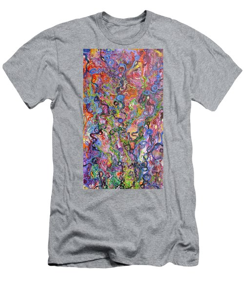 Out Of Balance Men's T-Shirt (Athletic Fit)