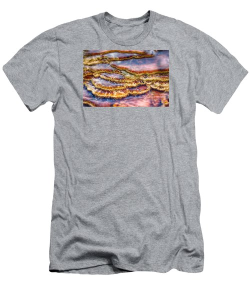 Pancakes Hot Springs Men's T-Shirt (Athletic Fit)
