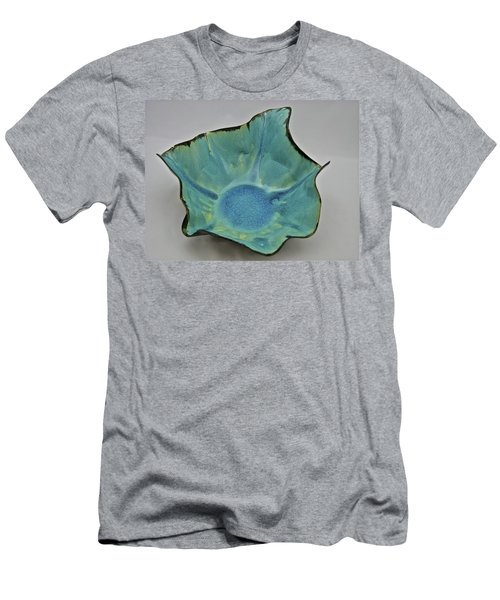 Paper-thin Bowl  09-008 Men's T-Shirt (Slim Fit) by Mario Perron