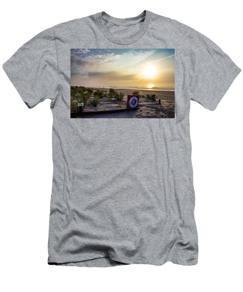 Men's T-Shirt (Athletic Fit) featuring the photograph Paradise Found by Tyson Kinnison