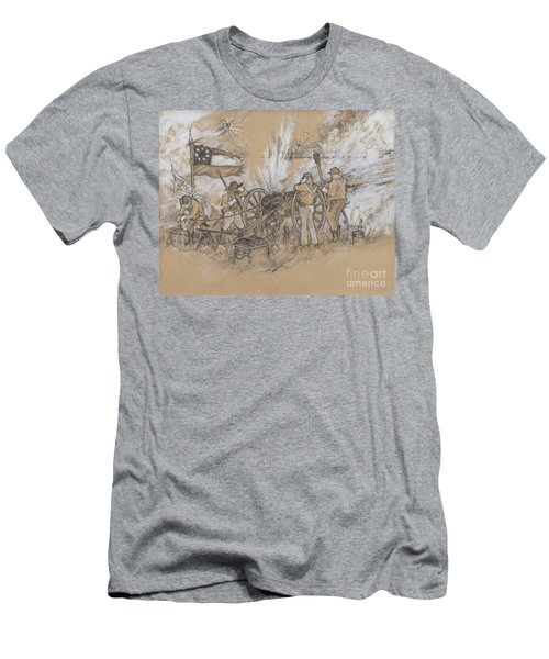 Parrott Answer Men's T-Shirt (Athletic Fit)