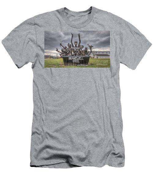 Party Time Men's T-Shirt (Athletic Fit)