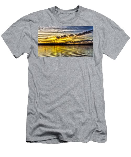 Passing Storm Two. Men's T-Shirt (Athletic Fit)