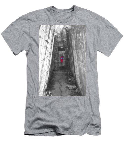 Past Emergency Men's T-Shirt (Athletic Fit)