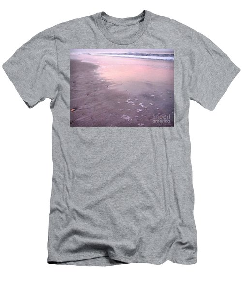 Pastel Beach Men's T-Shirt (Athletic Fit)